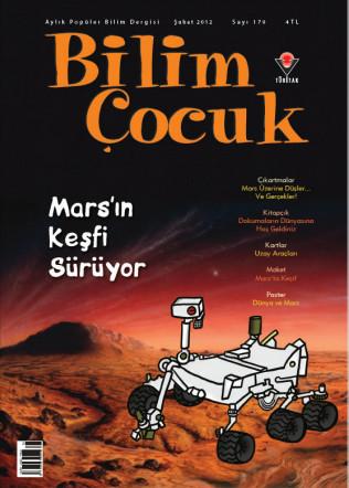 bilim çocuk dergisi kapağı