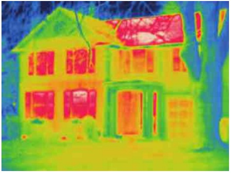 evden ısı kaçış noktaları