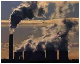 hava kirliliği ve bacalar