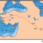 kral yolu haritası örneği