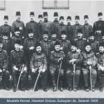 Mustafa Kemal Hareket Ordusu Subayları ile