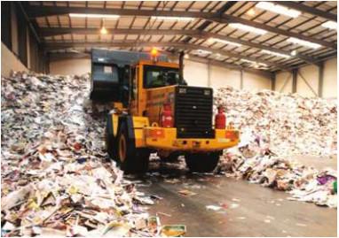atık kağıtlar