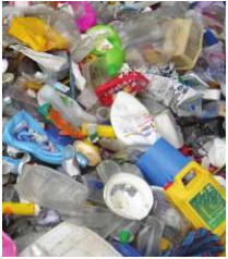 atık plastik ürünler