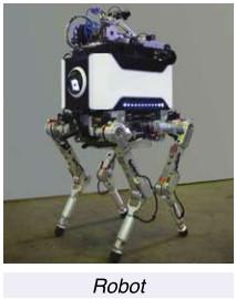 elektrikle hareket eden robot