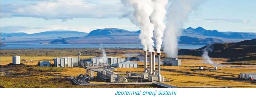 jeotermal enerji sistemi