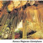 karaca mağarası gümüşhane