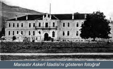 manastır askeri idadisi