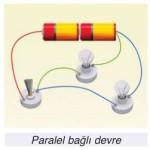 paralel bağlı devre