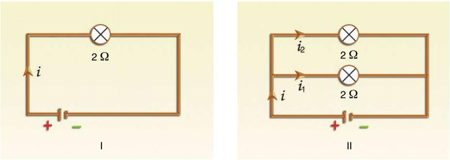 seri ve paralel bağlı devre şekili